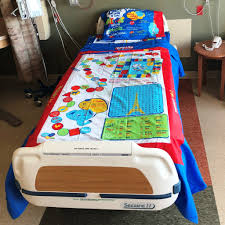 Dad Creates Board Game Bed Sheets For Kids Popsugar Family