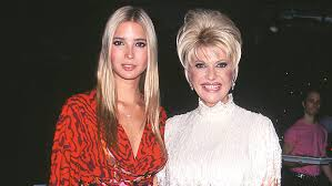 Ivana Trump Gushes That Daughter Ivanka Could Be 1st Female POTUS: 'She's  Smart' & 'Beautiful' - CelebsYou