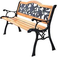 garden bench porch path chair furniture