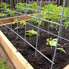 10 diy garden trellises that cost less
