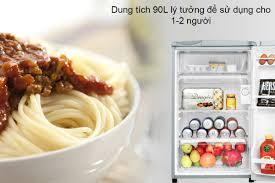 Tiết Lộ Danh Tính Tủ Lạnh Mini 90 Lít Không Đóng Tuyết