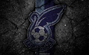 تحميل خلفيات Jonava شعار الفن أ Lyga ليتوانيا كرة القدم نادي