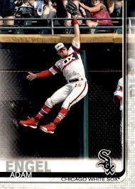 2019 Topps #196 Adam Engel - NM-MT - Brent's Sports Cards ...