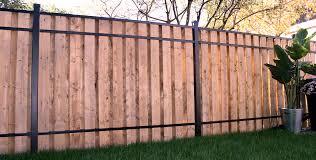 Vertical Fence Installation Slipfence