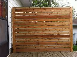 privacy screen for deck canada deck