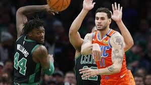 Thunder forward Abdel Nader sustains concussion during scrimmage against  Celtics