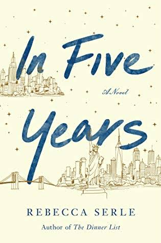 Image result for in five years by rebecca serle""
