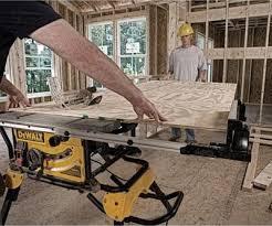 Dewalt Dwe7491rs 10 Inch Jobsite Table Saw Review