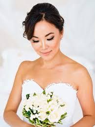 bridal hair wedding makeup on samui