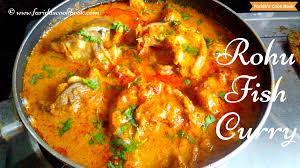 Indian rohu fish curry recipe ...