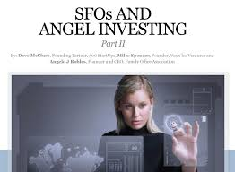 SFOs and Angel Investing, Part II by Dave McClure & Miles Spencer ...
