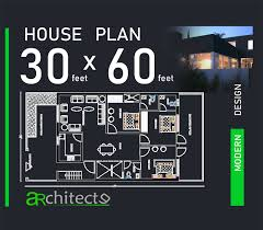 30x60 house plans for your dream house