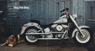evolution of the harley davidson fat boy