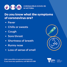 If you have any of the symptoms of ...