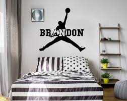 Basketball Decals Etsy