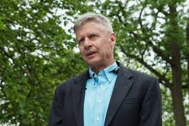 Looking For A Third Party Candidate? Meet Gary Johnson, Libertarian | Here  & Now