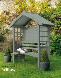 Cuprinol Garden Shades 5 L Willow Paint Green Cupgswil5l For Sale Online Ebay