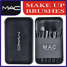 m a c makeup brush set 12 pcs set in