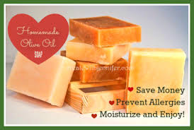 make homemade olive oil soap without lye