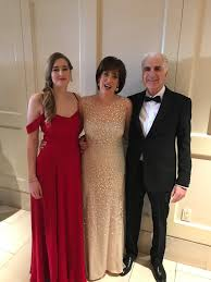 """Betsy West on Twitter: """"Going to @oscars w/Oren and Jane Jacoby. Lucky me!  #oscarjourney #RBGMovie… """""""