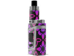 Skin Decal Wrap For Smok Al85 Alien Baby Pink Floral Vape Not Included Newegg Com