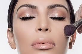 north west did kim kardashian s makeup
