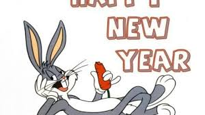 30 Happy New Year 2021 Cute Cartoon Pictures for Kids - Quotes Square