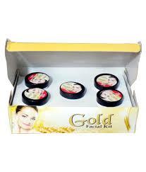 importedd loreal paris gold kit