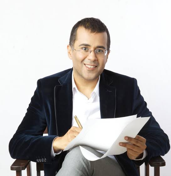 Image result for chetan bhagat photo""