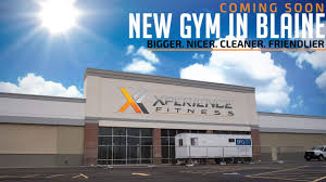 new gym in blaine xperience fitness