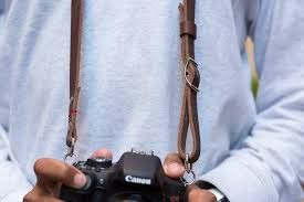 Image result for Leather Dual Camera harness for Photographer