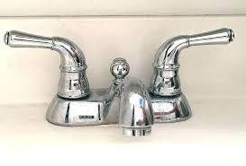 how to fix delta bathroom faucet