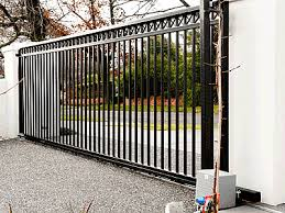 Steel Gate Wrought Iron Gates And Metal Fencing House Gate Design Steel Gate Door Gate Design