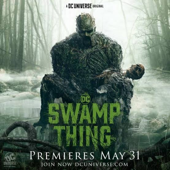 Swamp Thing 2019 Season 1 Ep (1-4) 480p 720p 1080p With Subs