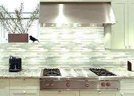 glass tile kitchen backsplashes