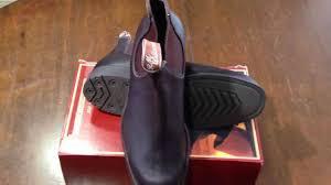 r m williams yard or gardener boot