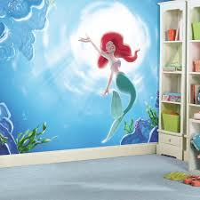 Disney Princess The Little Mermaid Part Of Your World Xl 7 Piece Mural Wall Decal