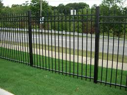 Fencing And Gates Are Quite Synonymous With Protection And Security When Considered In Terms Of The General P Metal Fence Iron Railings Outdoor Fence Design