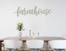 Farmhouse Vinyl Decal Rustic Wall Decals Farm House Decor Tweet Heart Home Design