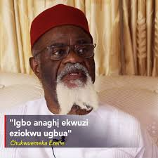 If Igbo don't get presidency in 2023… —Ezeife