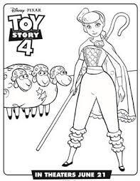Kids N Fun 17 Kleurplaten Van Toy Story 4