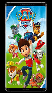 paw patrol wallpapers for android apk