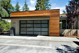 Custom Glass Garage Doors - Modern - Garage - Phoenix - by ...