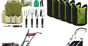 knowing gardening equipment