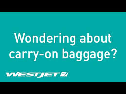 wondering about carry on bage