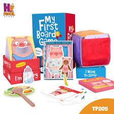 Bộ Board Game Cơ Bản Cho Bé – Hi Pencil Store: