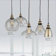 loft vintage pendant lighting
