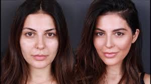 look beautiful with minimal makeup