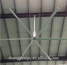 large diameter 12 ft ceiling fan big