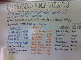 Lombardi's Seafood Market, Winter Park ...
